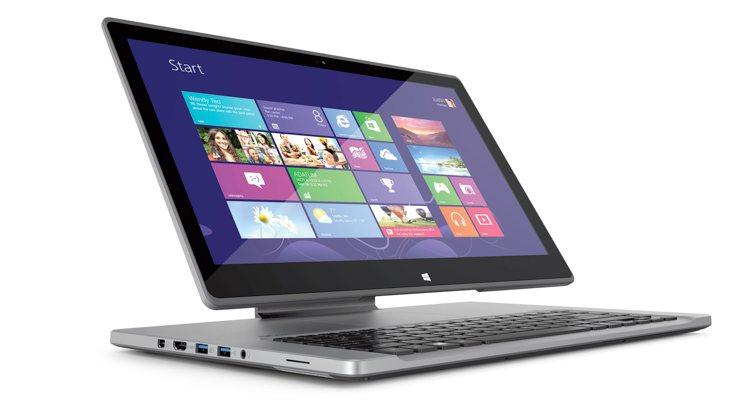 انواع لپ تاپ تبلت و All in one