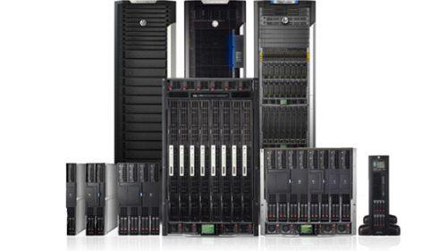 سرور های HP